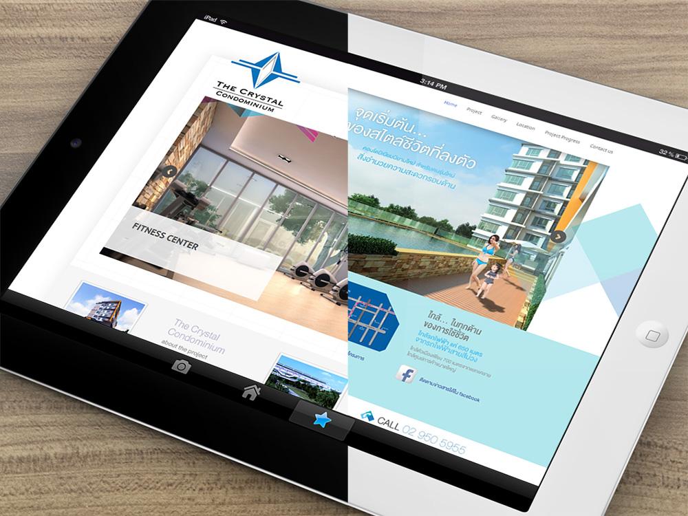 ขั้นตอนการบริการออกแบบเว็บไซต์ by intrendnet